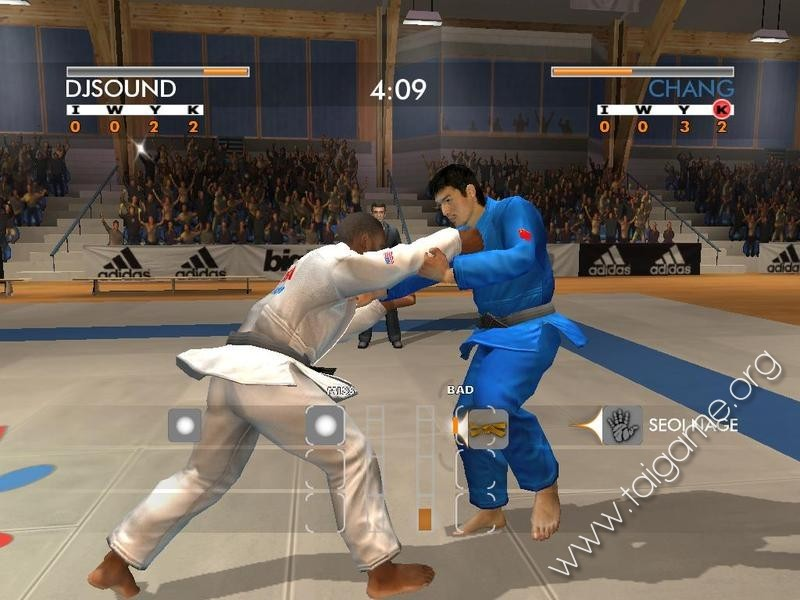david douillet judo pc