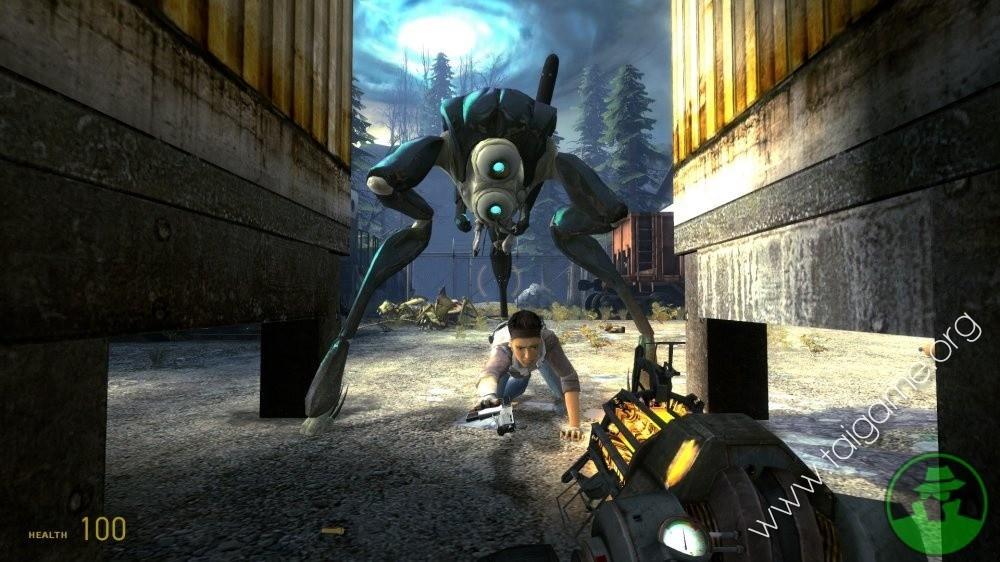 Screenshots image - half-life 2: episode two - mod db