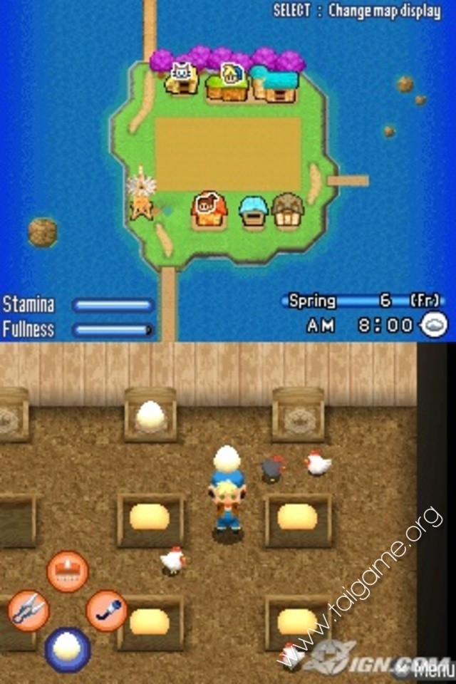 How To Get Animals In Harvest Moon Sunshine Islands