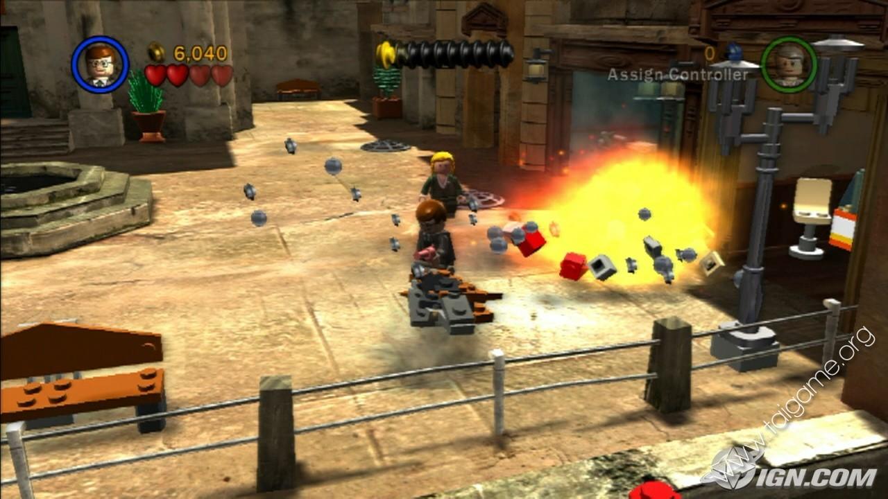 Lego Indiana Jones Pc Download