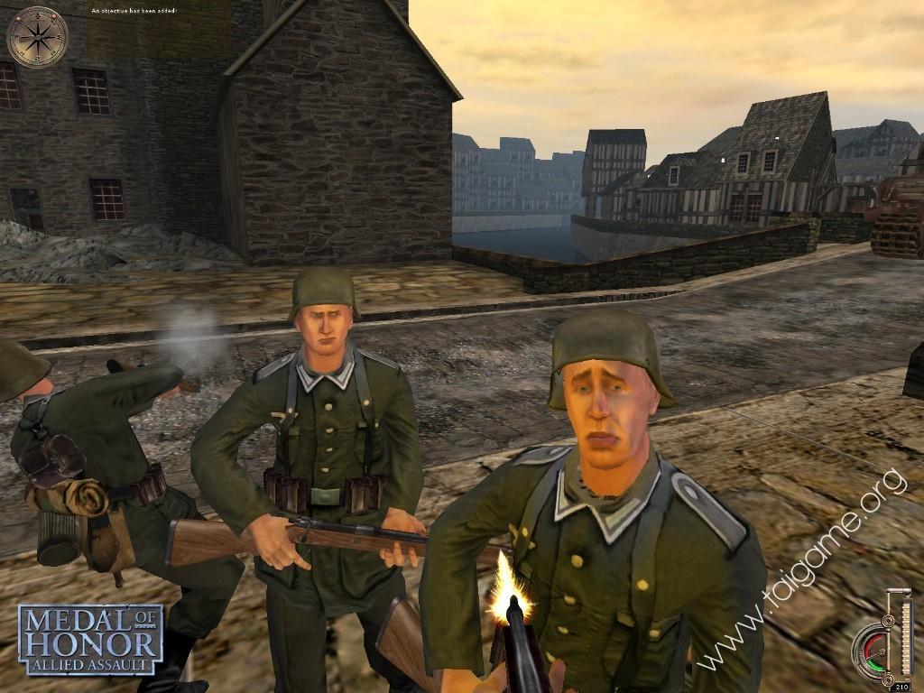 medalha de honra allied assault baixaki