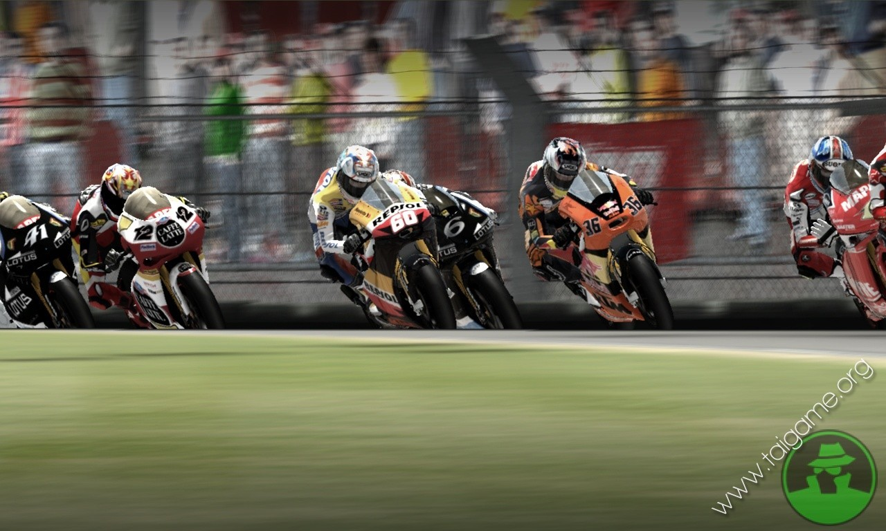MotoGP 08 - Download Free Full Games | Racing games
