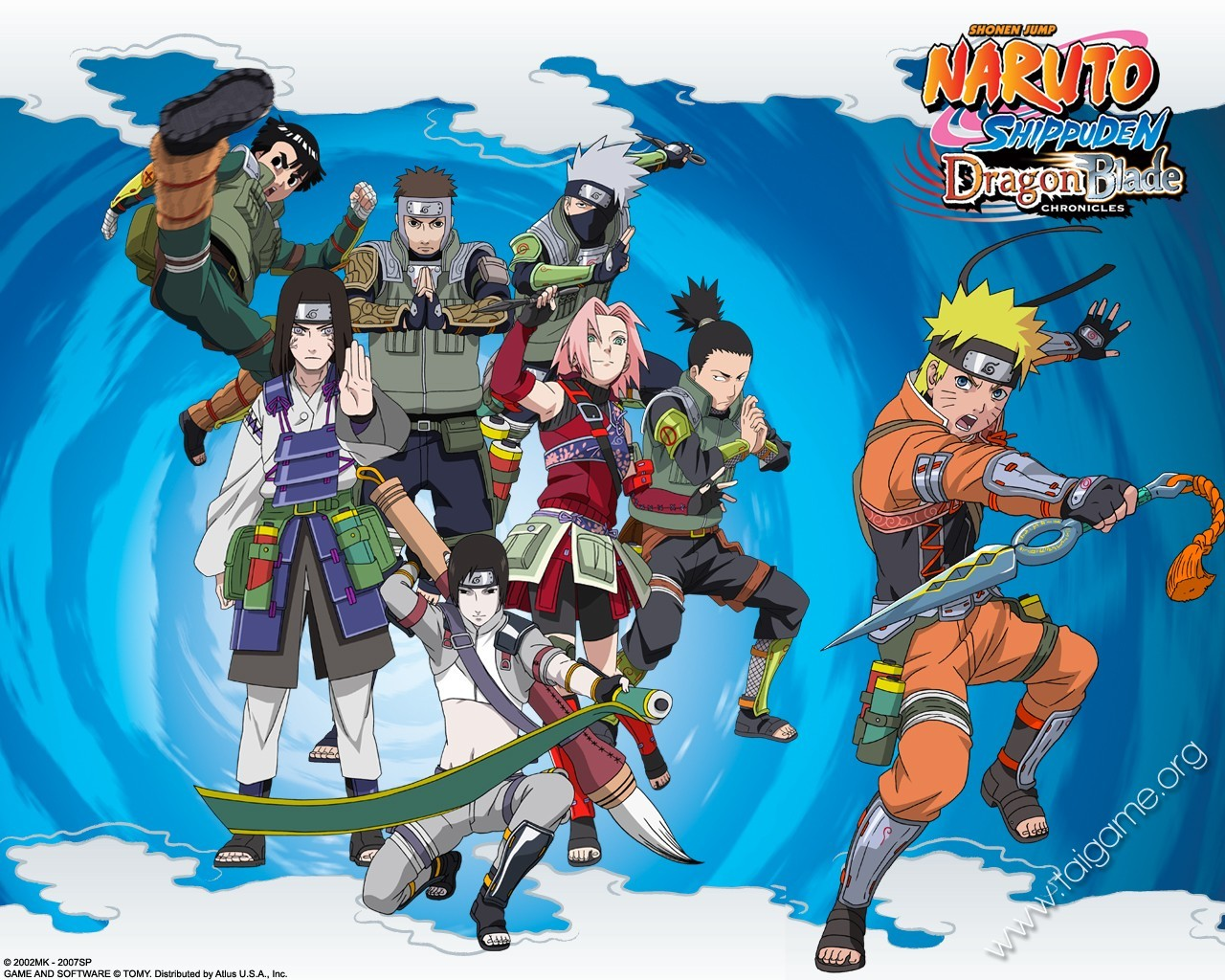 Naruto Shippuden: Dragon Blade Chronicles - Download Free