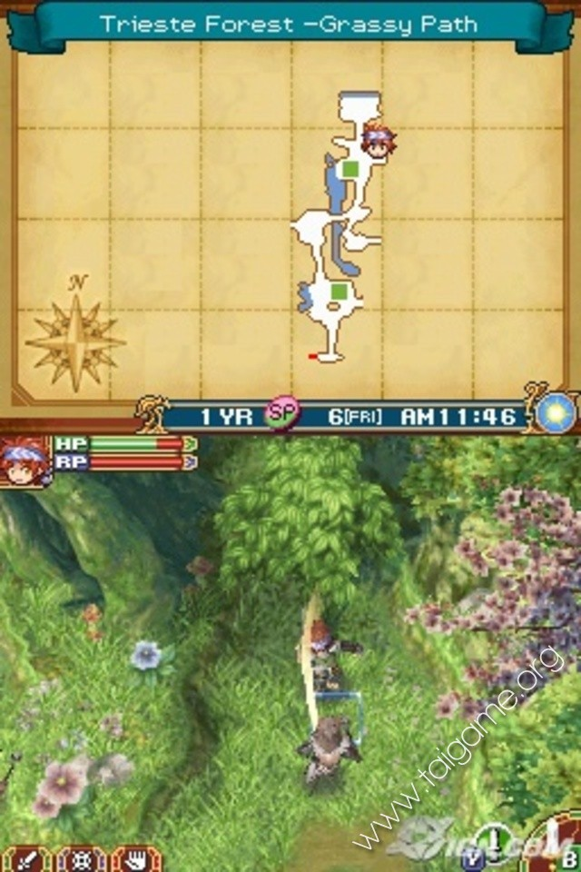 Download Game Harvest Moon Rune Factory For Android