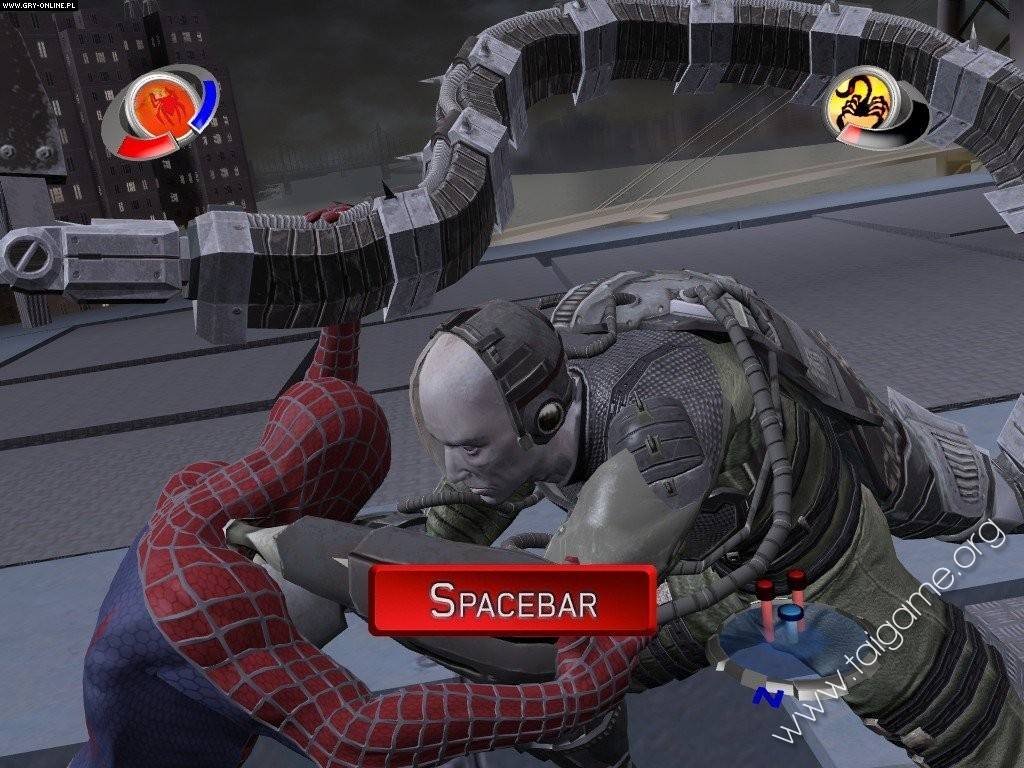spider-man 3 - download free full games | arcade & action games