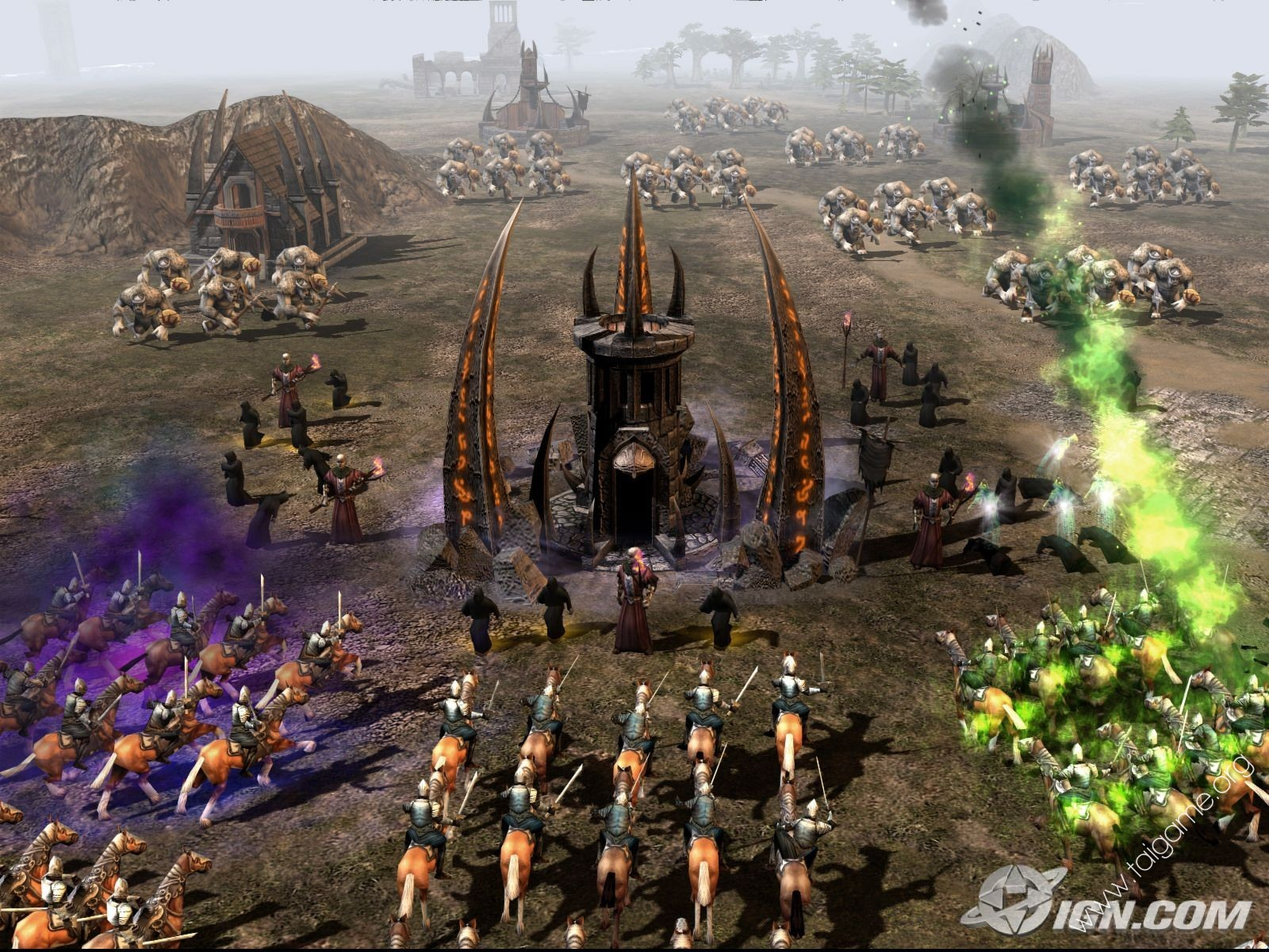 the lord of the rings the battle for middleearth ii