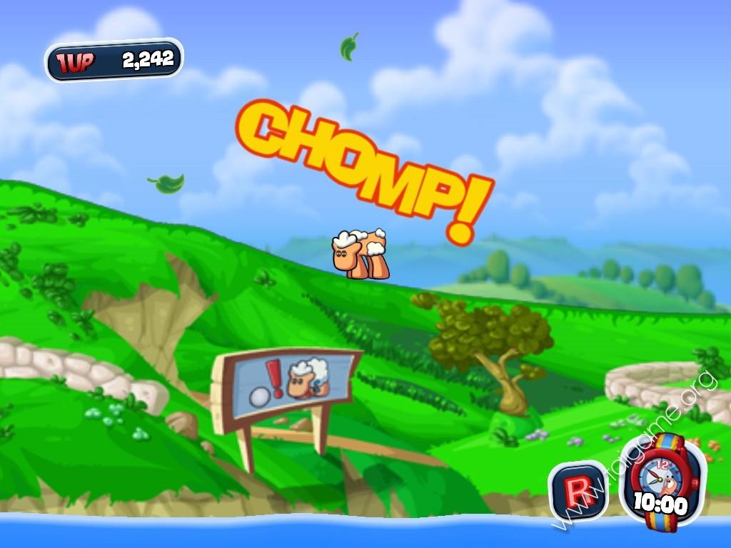 Worms Crazy Golf - Tai game | Download game Hành động