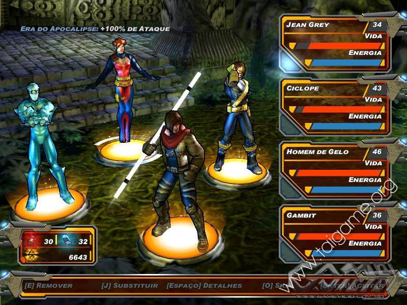 X Men Legends II Rise Of Apocalypse Picture1
