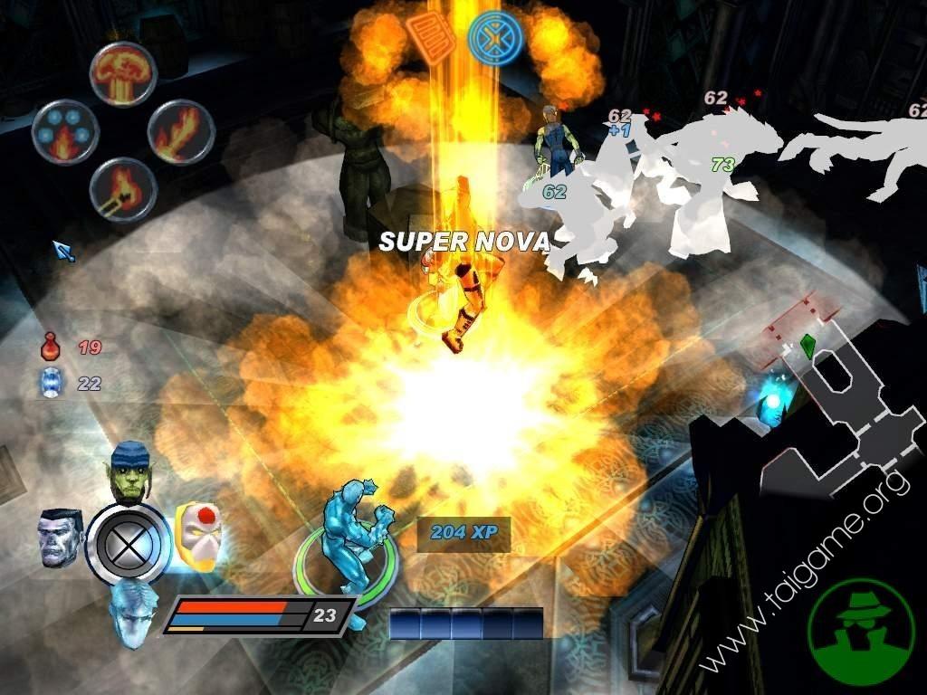 X Men Legends Ii Rise Of Apocalypse Iso 91