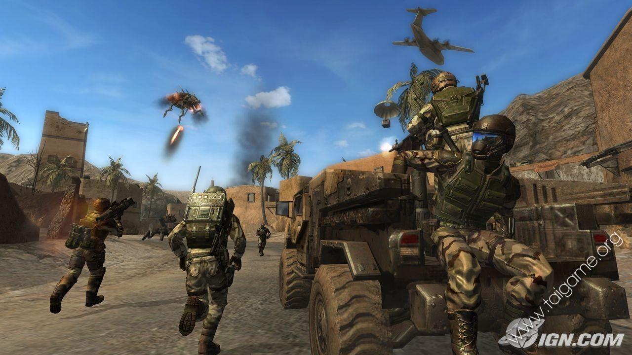 (PS3) Quake Wars controls: How do I... - Enemy Territory ...