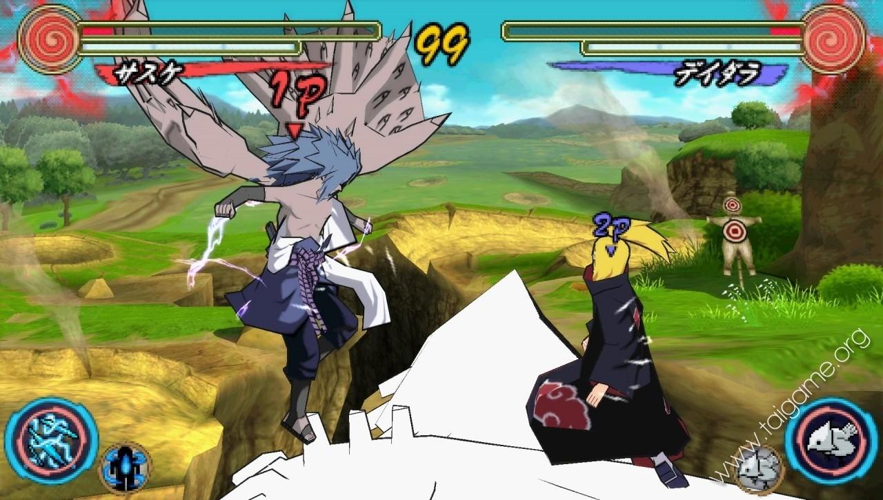 Naruto Shippuden: Ultimate Ninja 5 - Download Free Full