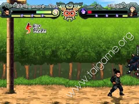 play naruto shippuden fighting games online free