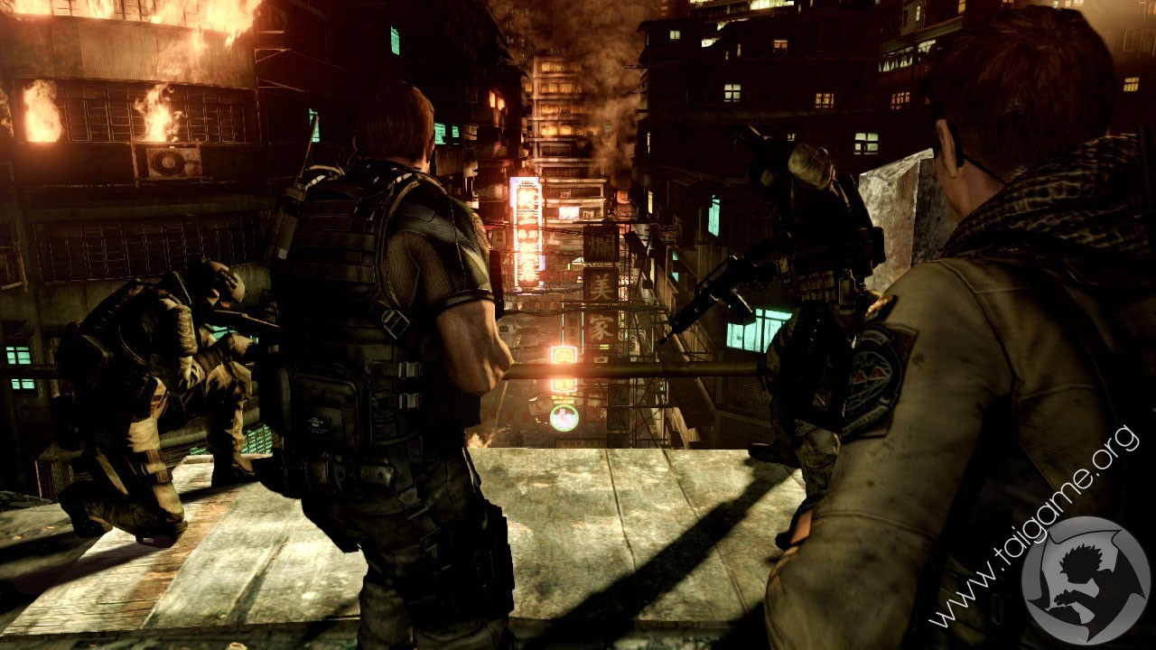 "Resident Evil 6: Resident Evil 6 (""No Hope Left"")"