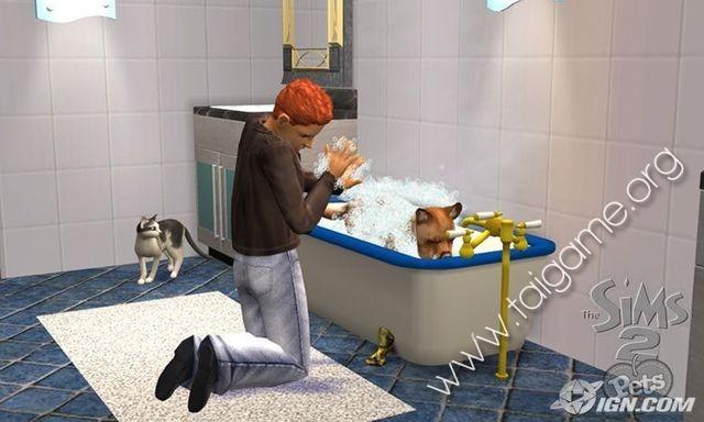 Sims  Pets Dog Skills