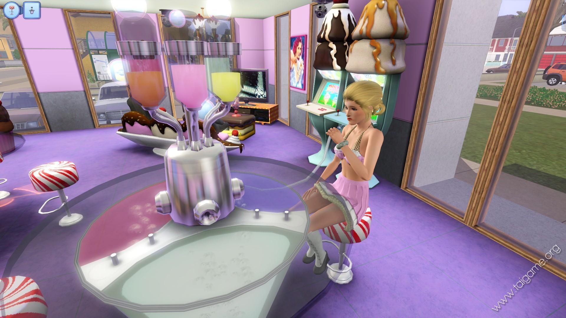 The Sims 3 - Katy Perry's Sweet Treats Help