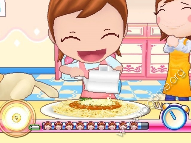 Cooking mama world kitchen download free full games for Mama s italian kitchen