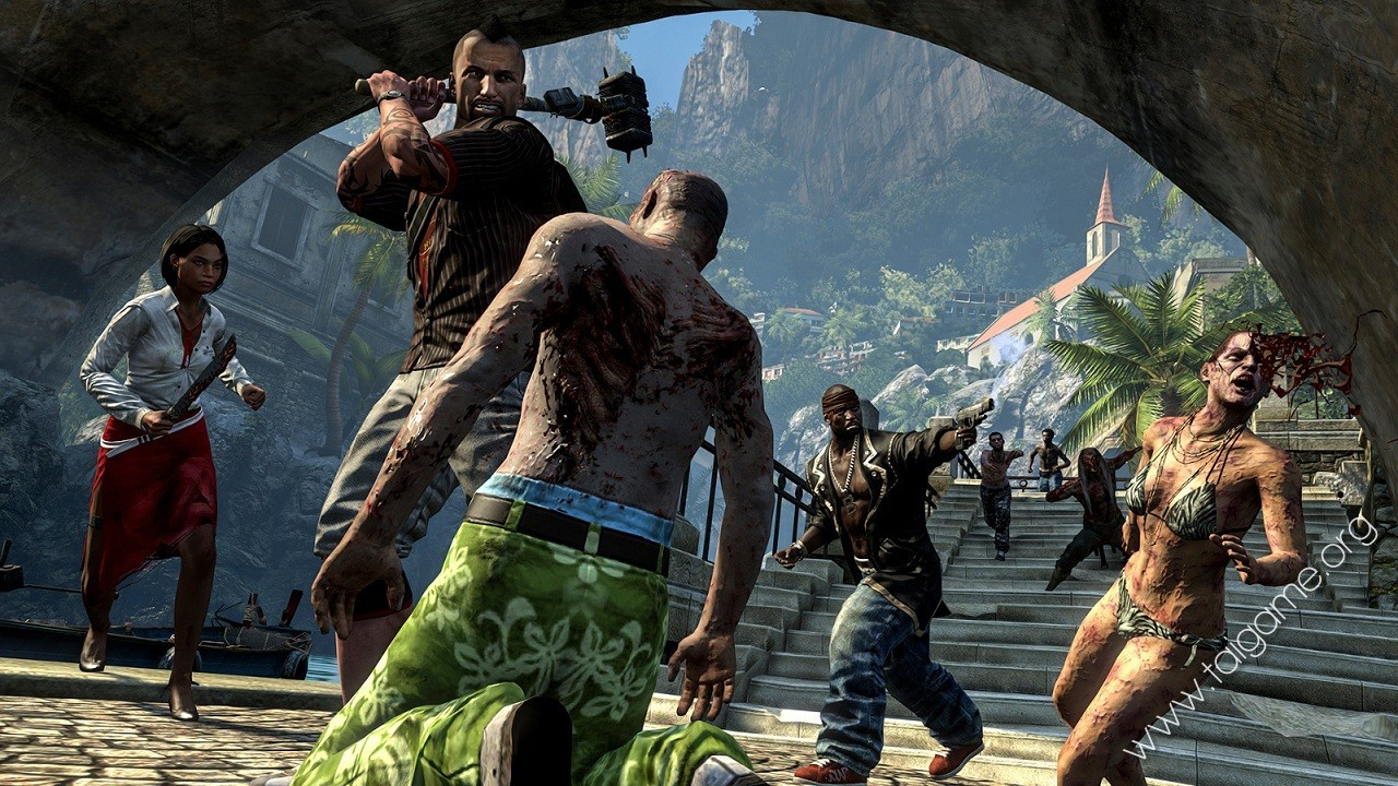 Dead Island Riptide  Pc Requirements
