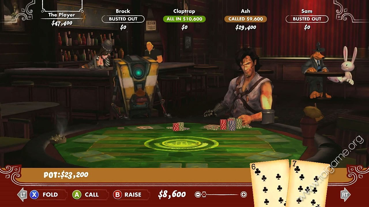 Army of darkness poker night