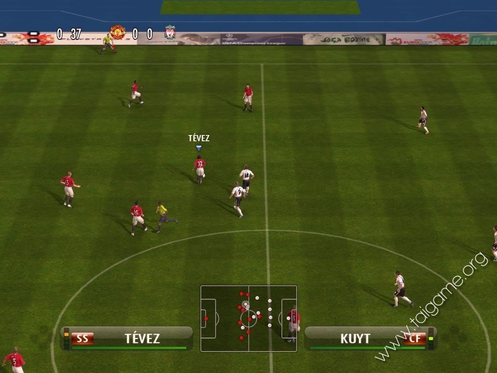 Pro Evolution Soccer PES 2008 - Download Free Full Games