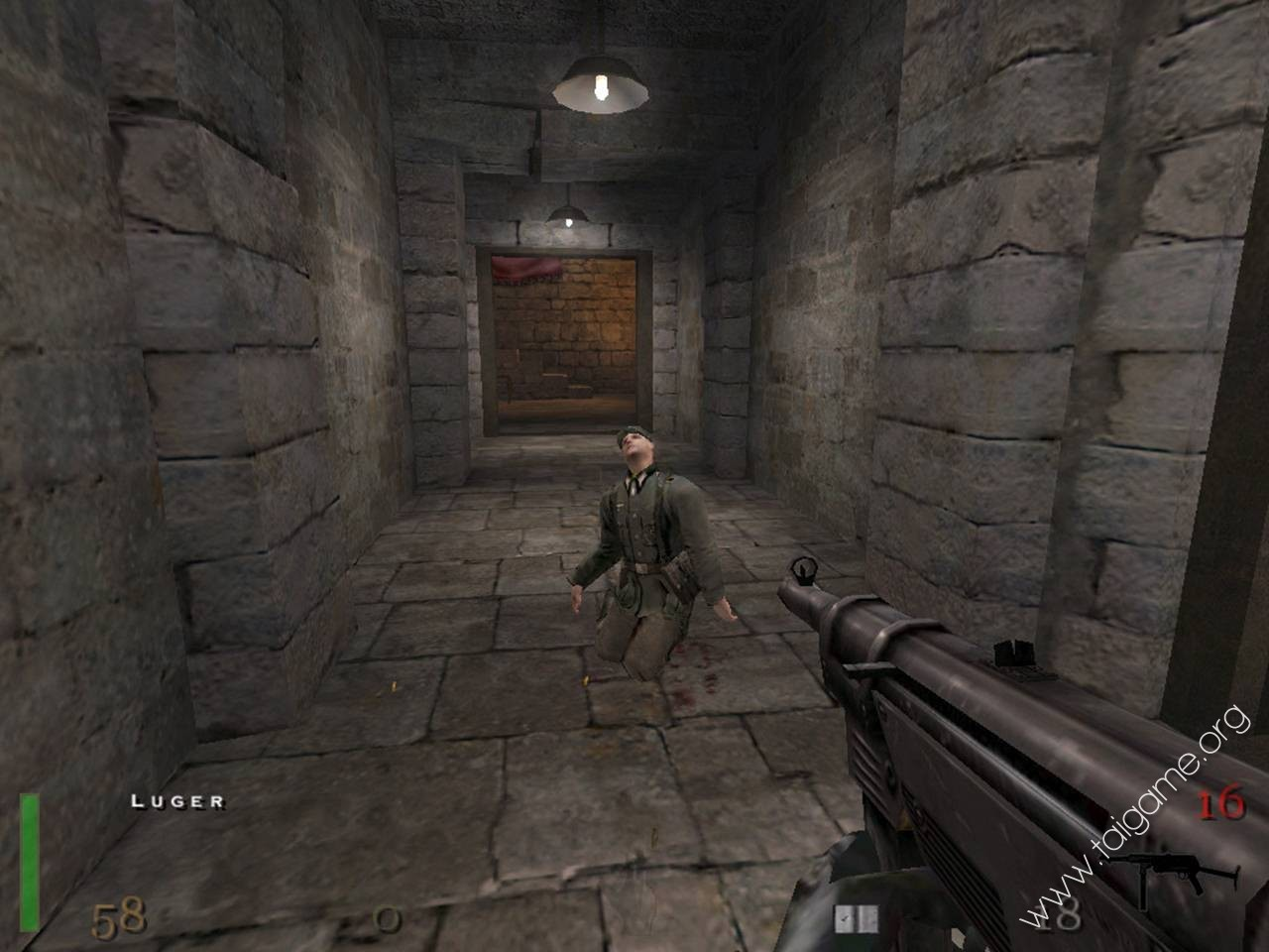 Return to Castle Wolfenstein - Tai game | Download game Hành