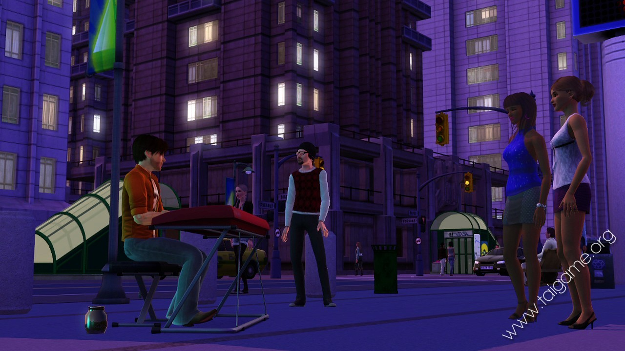 The Sims 3: Late Night Patch Download - Free game demo