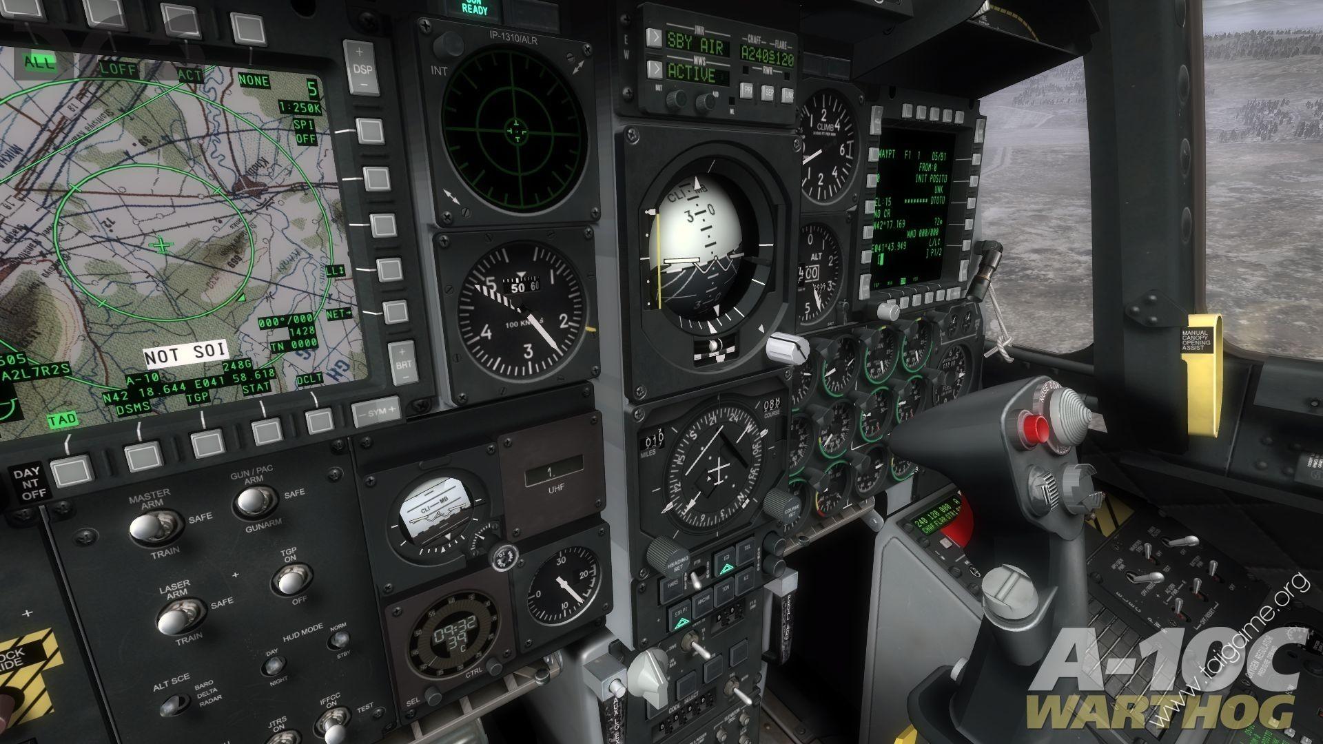 DCS A 10C Warthog