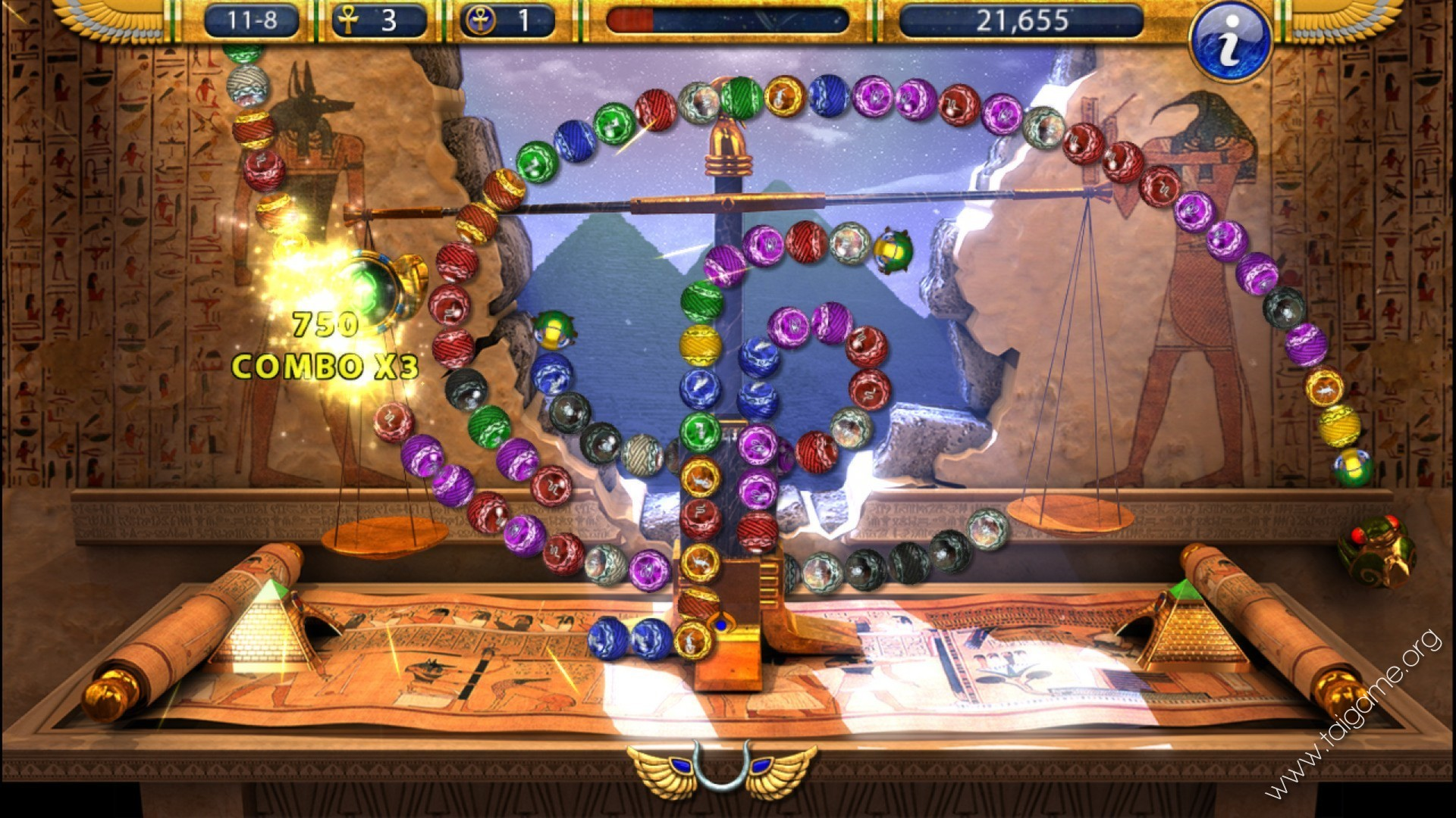 Luxor 2 HD - PC Game Download