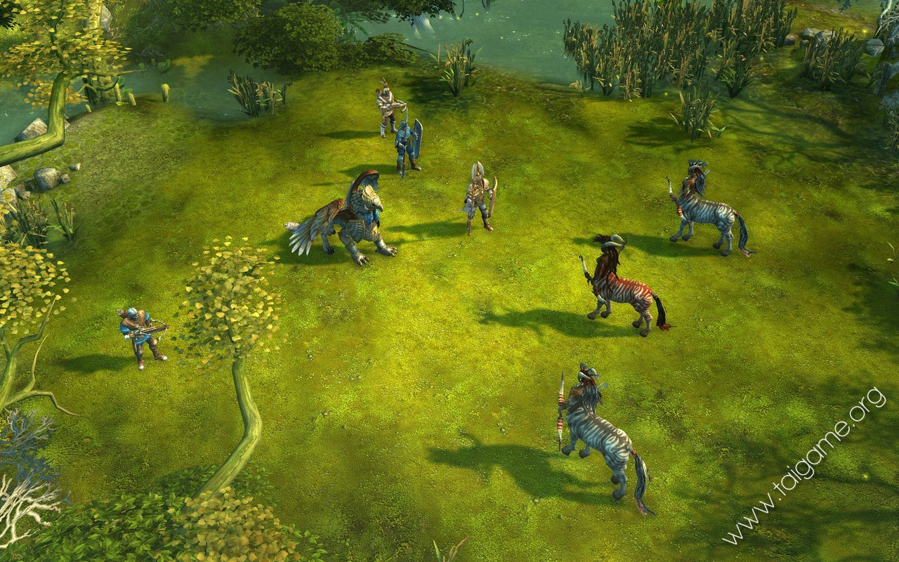 <b>Might & Magic Heroes VI: Gold Edition</b> - Green Man Gaming