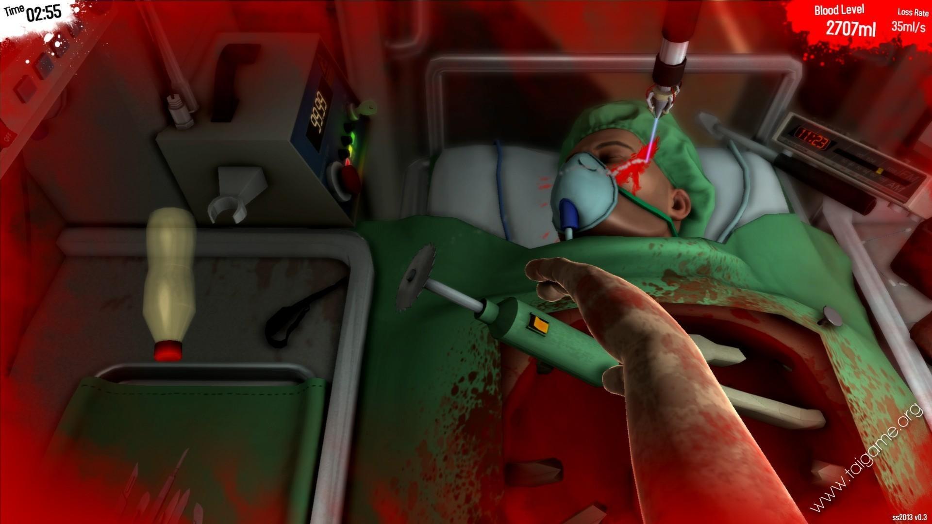 surgeon simulator online game