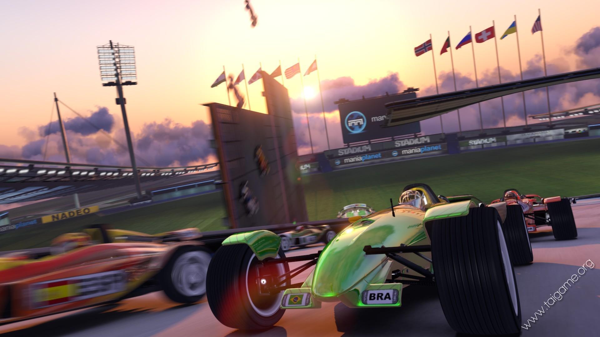 TrackMania 2: Stadium - Download Free Full Games | Racing ...