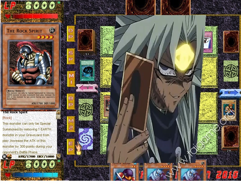 yu gi oh power of chaos marik the darkness