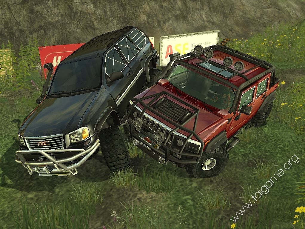 4x4 Hummer - Download Free Full Games | Racing games