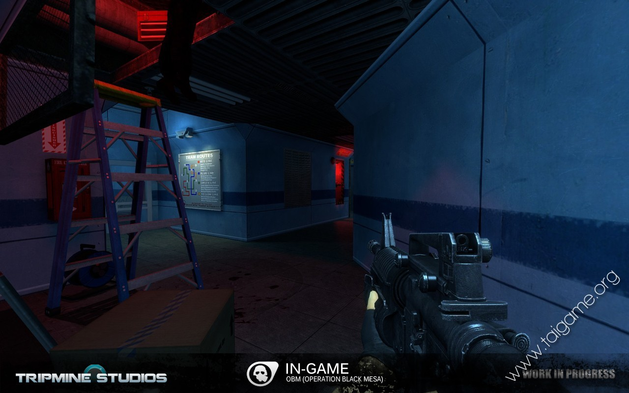 Black mesa half life black mesa download free full for Operation black mesa download