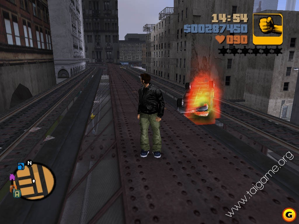 Grand Theft Auto III - GameSpot
