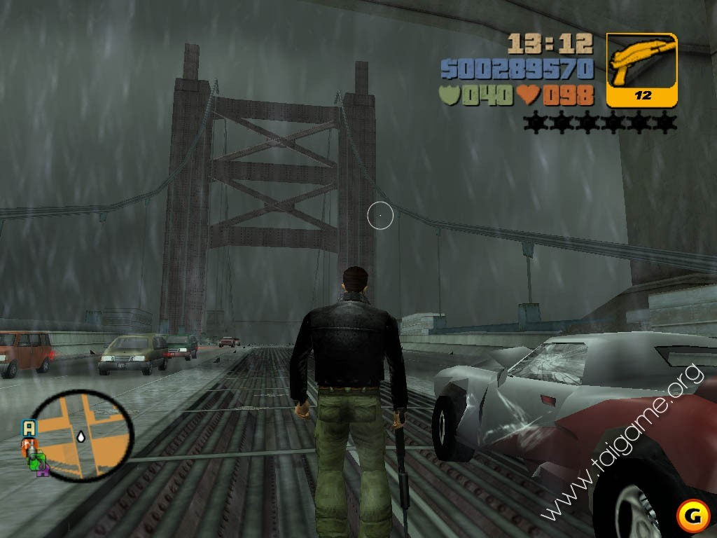 Grand Theft Auto 3 Free Download - PC Game