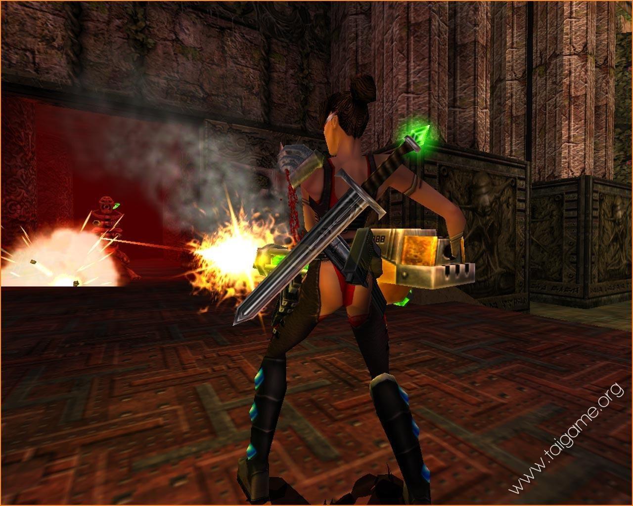Heavy Metal Game