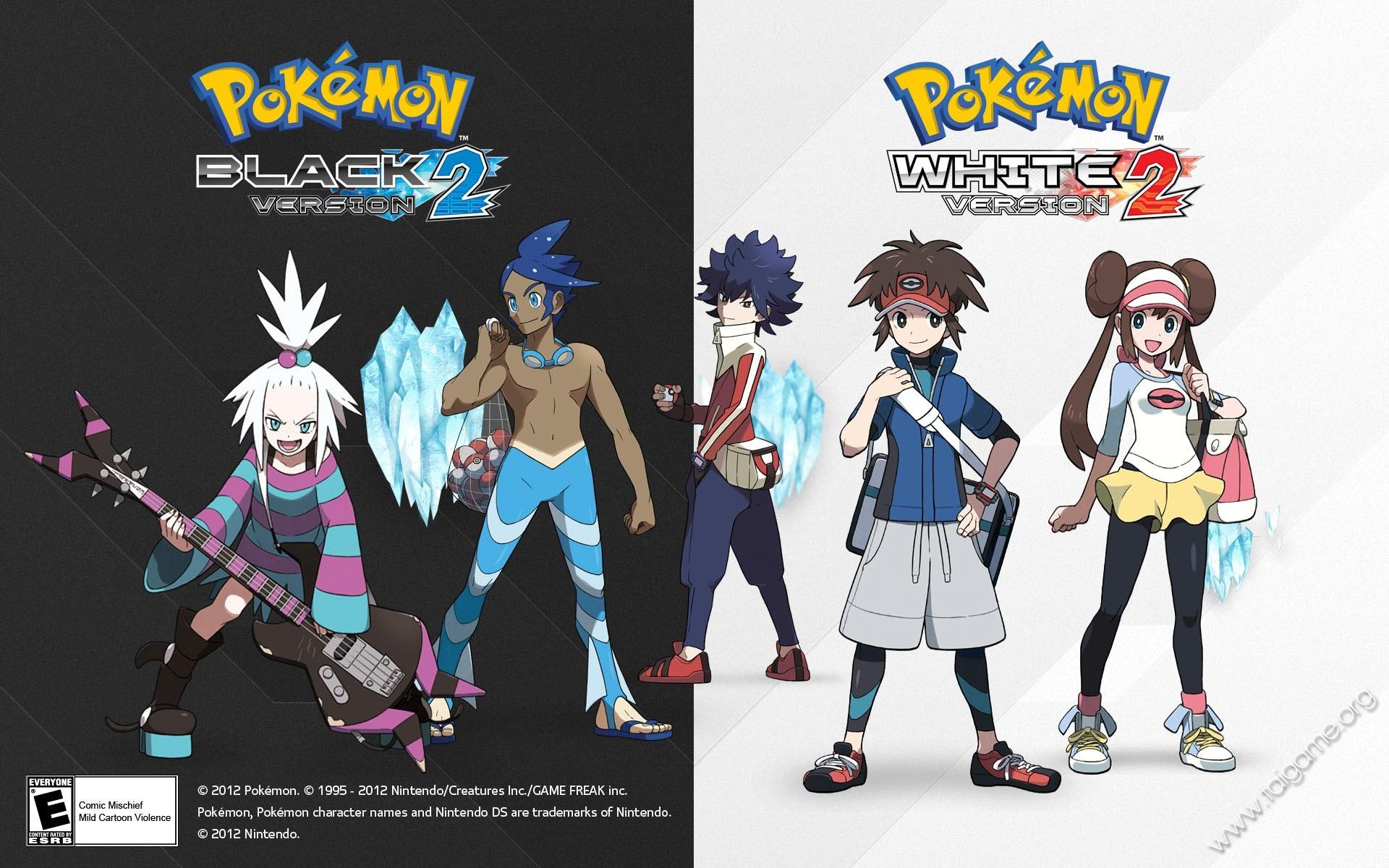 Pokemon White 2 - Tai game | Download game Nhập vai - RPG