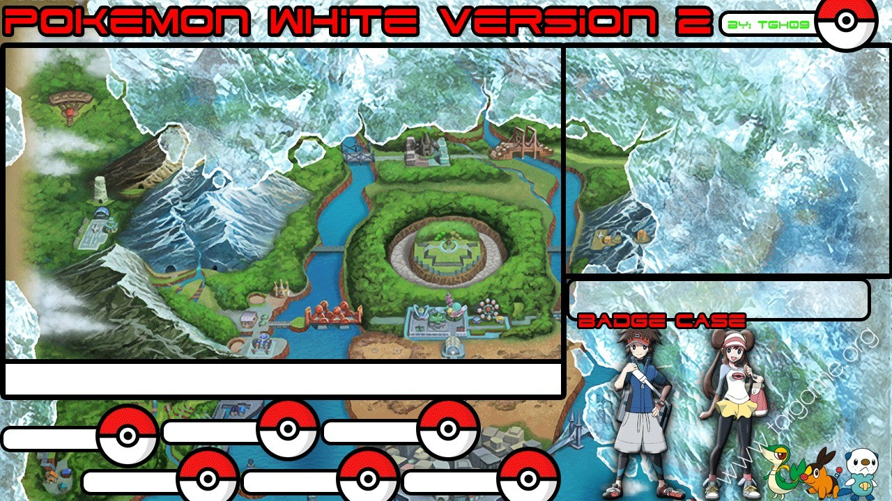 Pokemon White 2 - Download Free Full Games | Role-Playing ...