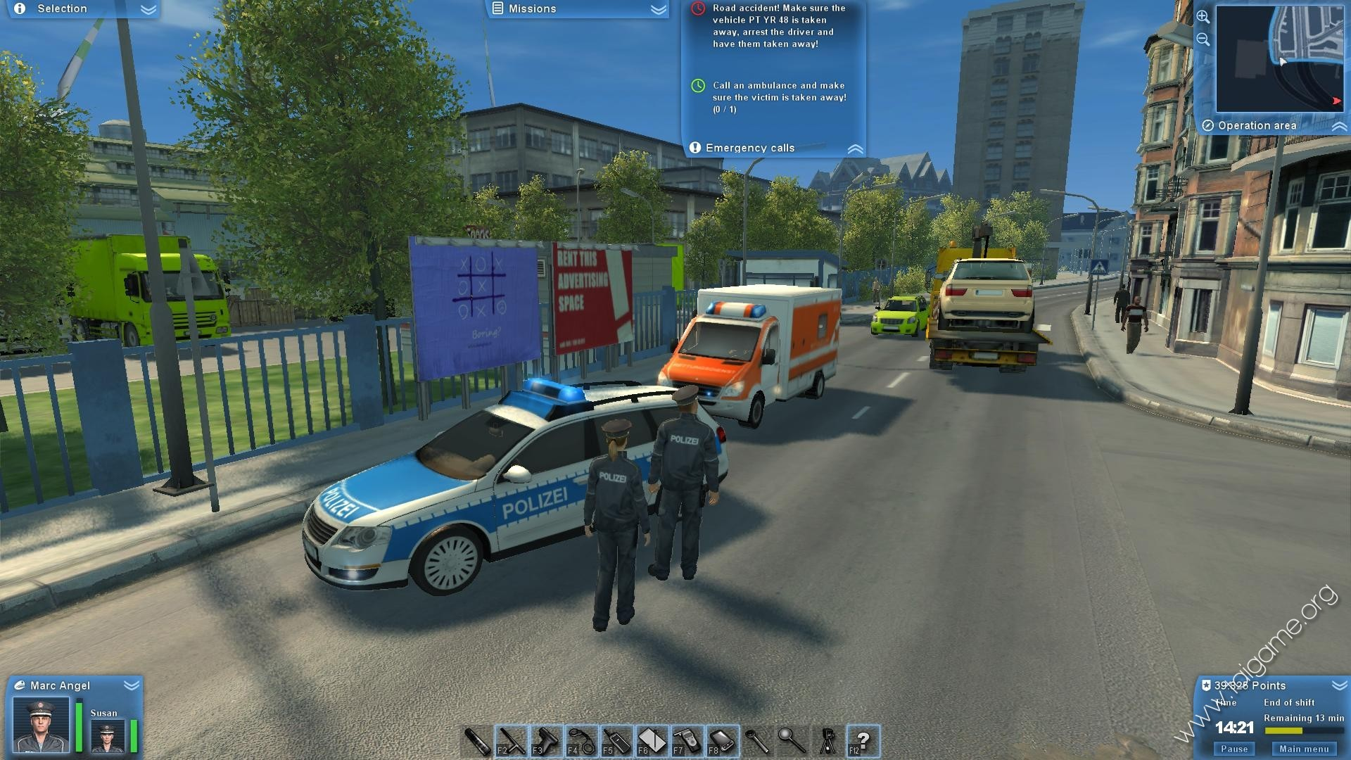 Play Police Games Online For Free