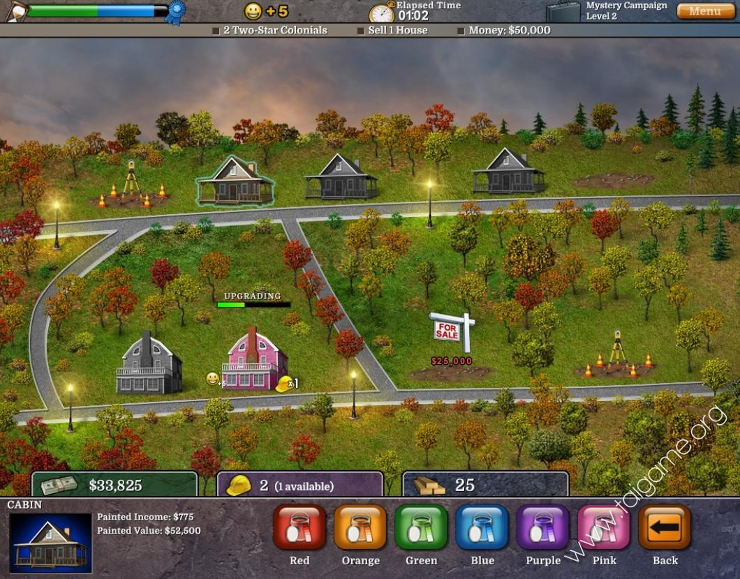 Build a lot mysteries tai game download game qu n l for Build on your lot louisiana