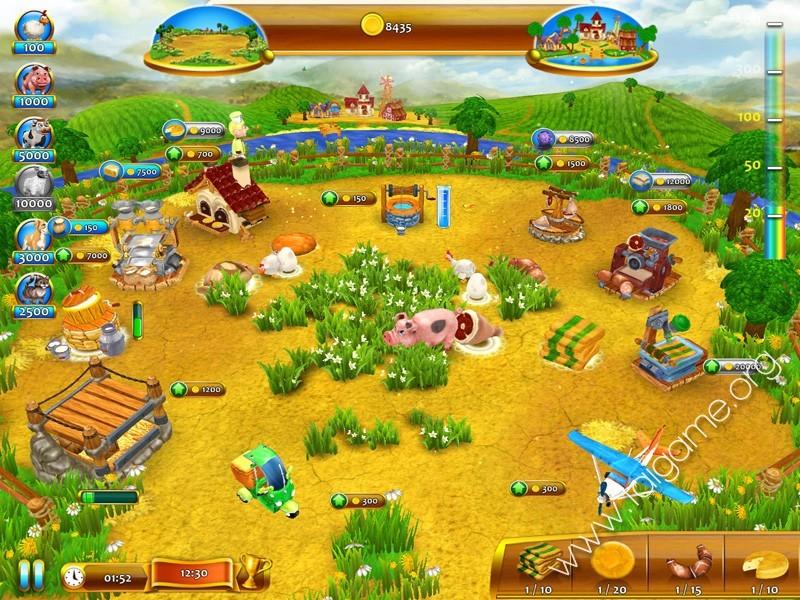 Farm Frenzy 4 - Tai game | Download game Quản lý thời gian