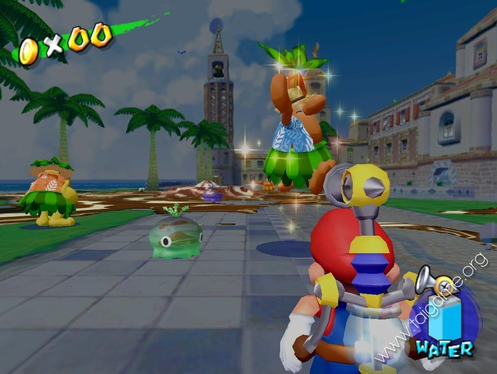 how to download super mario sunshine on dolphin