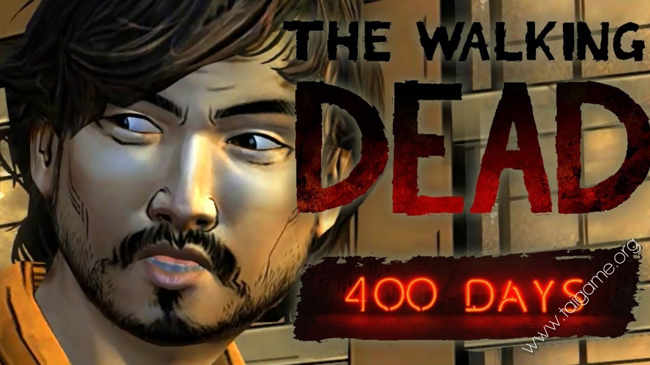 the walking dead 400 days free online game