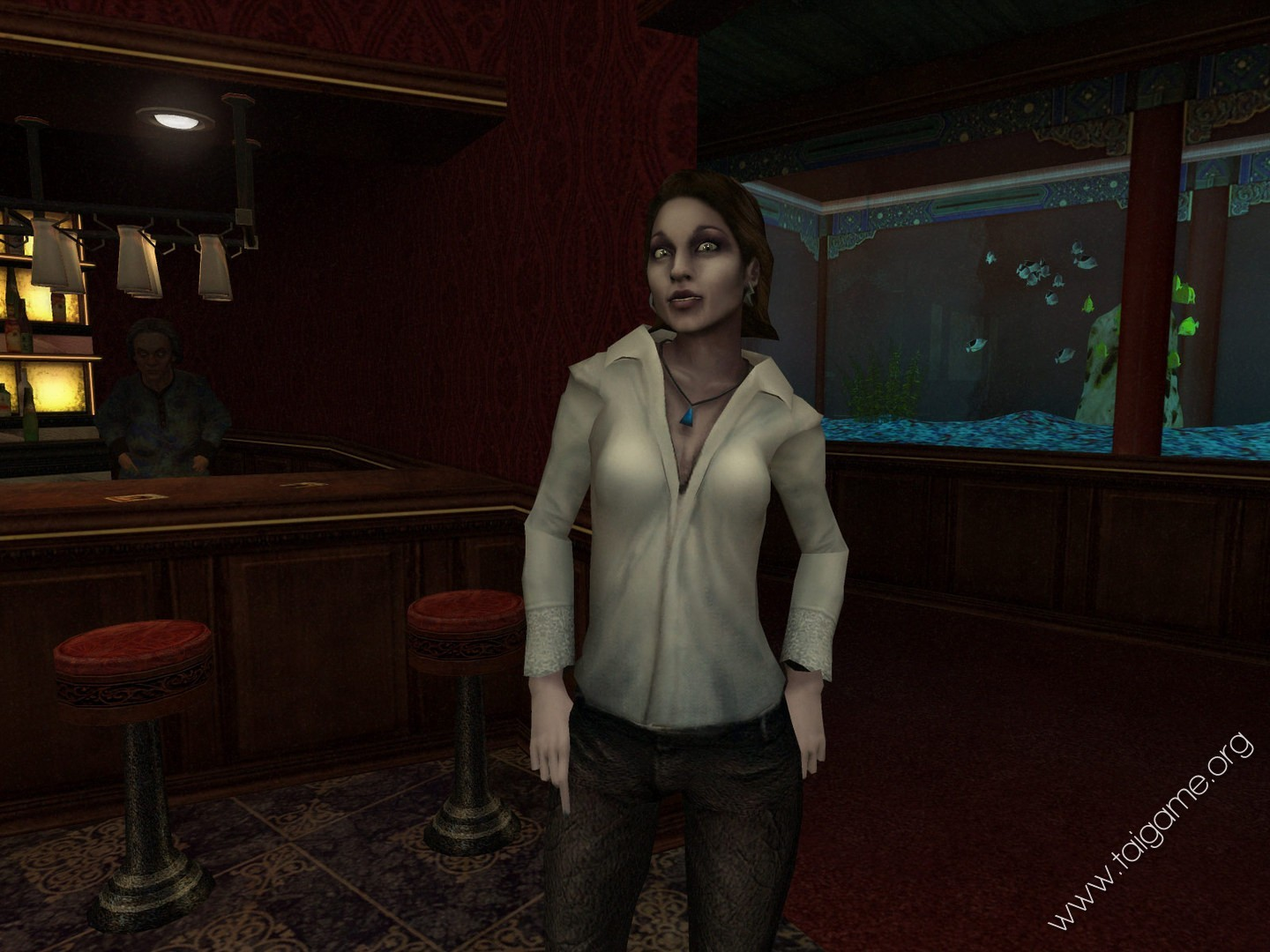 Vampire The Masquerade Bloodlines PC Game - Free Download Full Version