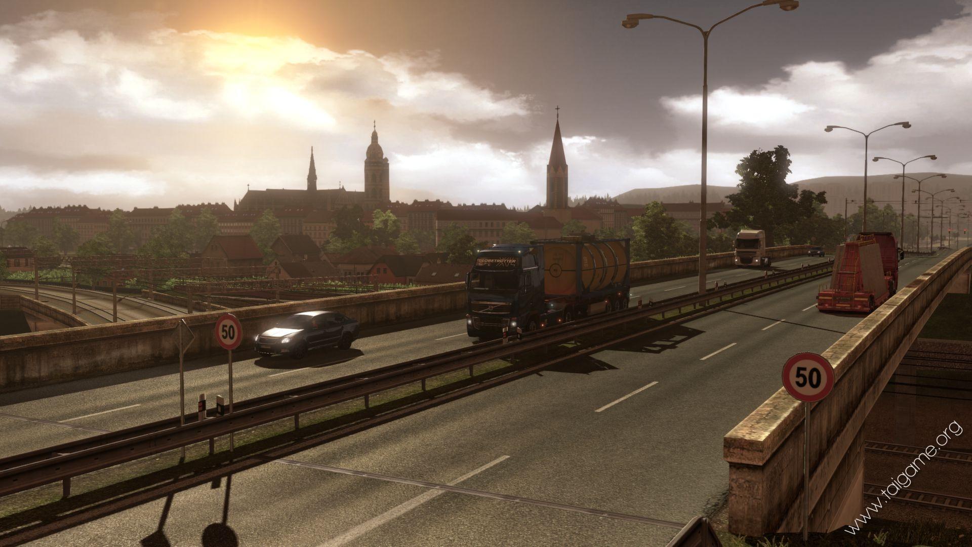 Euro truck simulator 2 going east crack