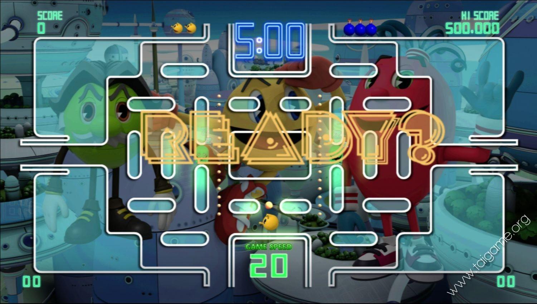 Pac-Man: Championship Edition DX 2013 pc game Img-1