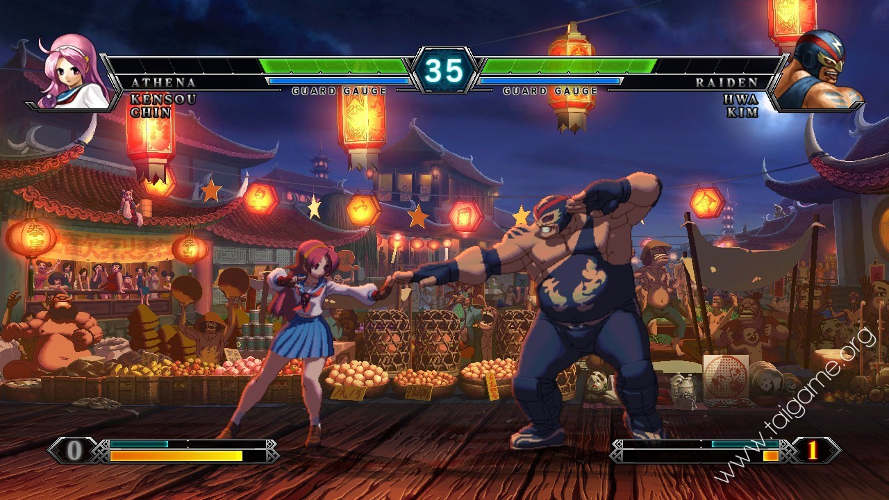The King Of Fighters XIII: Steam Edition (Vua quyền thuật
