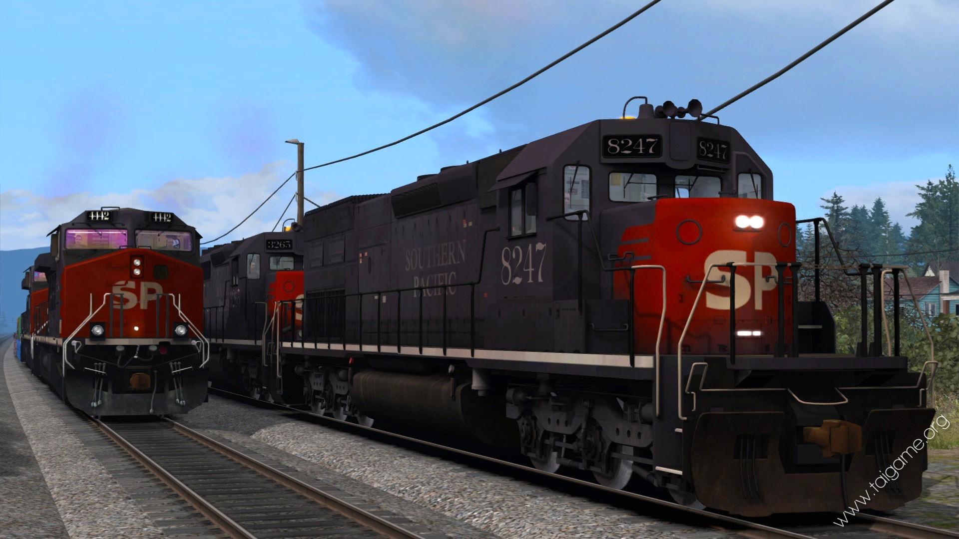 Home - Best Train Simulator Game