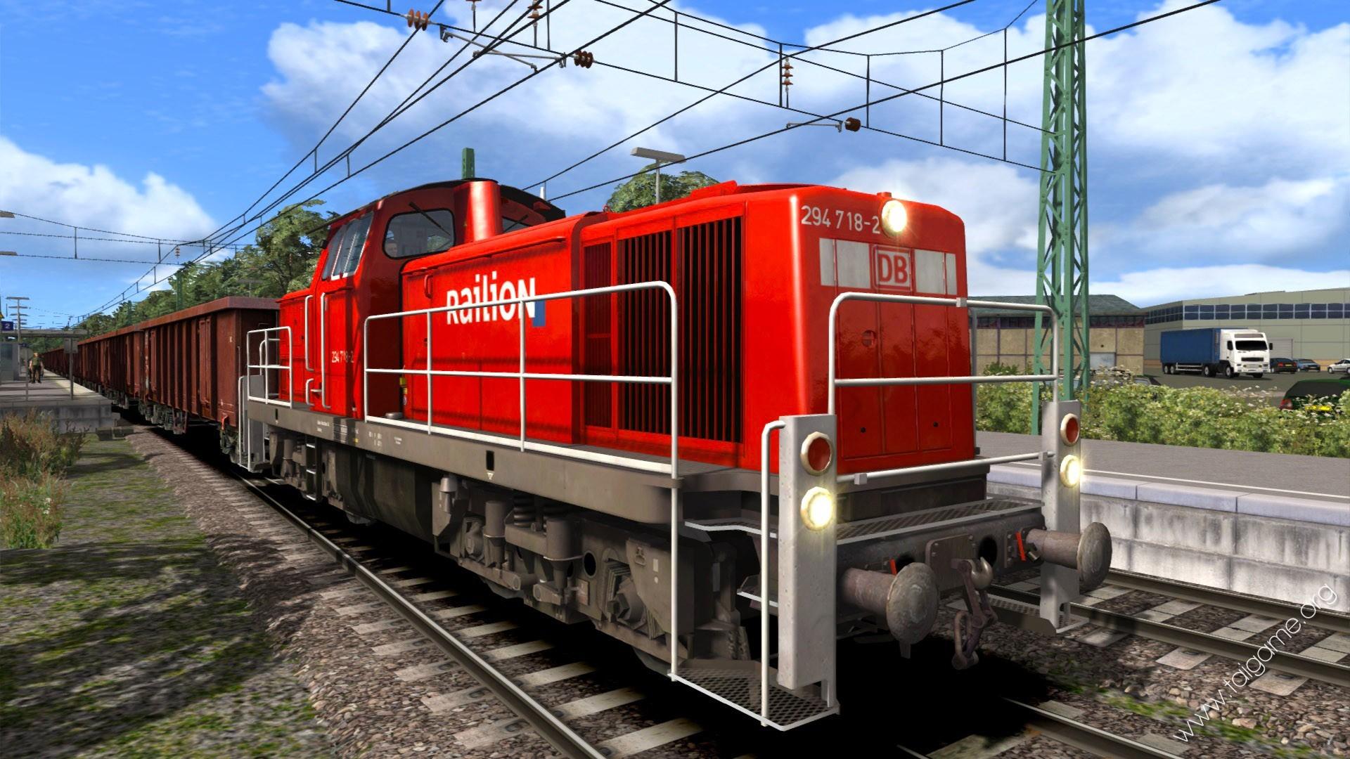 Train Simulator Addons Free