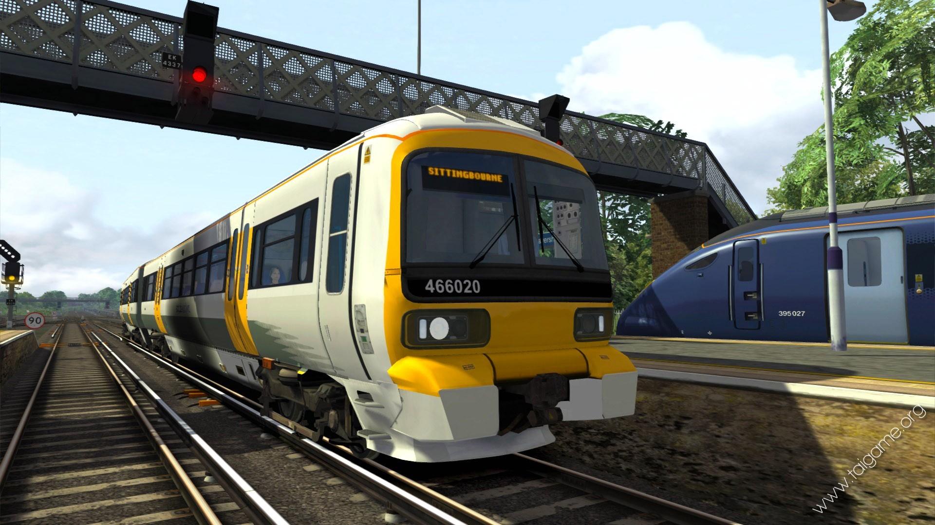 Train Online Games